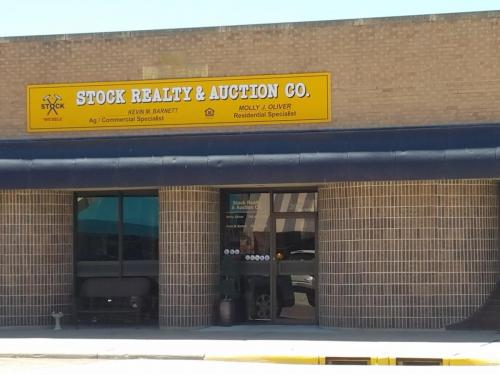 Stock Realty front building 1