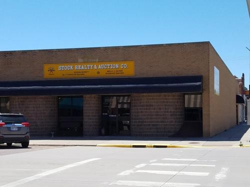 Stock Realty front building 2